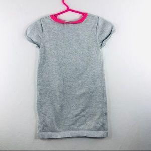 Gymboree Dresses - 2 Gymboree Girls Size 5T Gray Dresses Twins